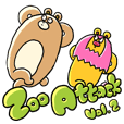 Zoo Attack!!  with Asu