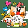 Satoshi's happy characters vol.03