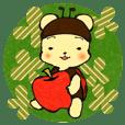 nanakuma [Ladybird+Bear] Cute characters