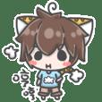Kazuki Planet-Cloud Meow