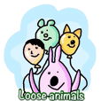 Day to day of a loose animals