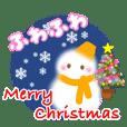 fuwafuwa snowman