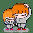 NAN and NIN older sister VER