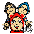 Kigurumi peopleS -lovely girl Valery-