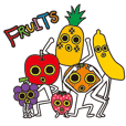 Fruits Rangers