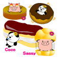 Sassy & Coco's Sweets Life