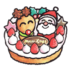 ほしんこトナカイ11【クリスマス】