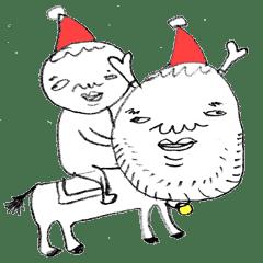JHA-JHA Christmas