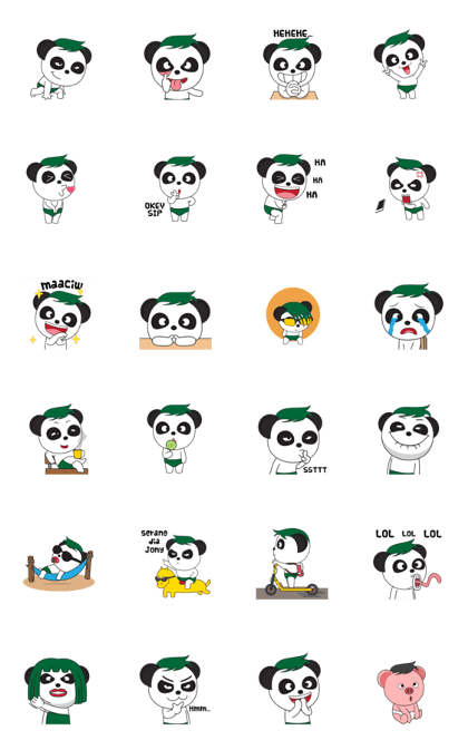 Baby Pandaskee : New new new !