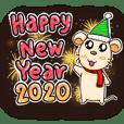 หนูน้อย 2020 คริสต์มาส และ ปีใหม่