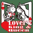 Lover's King&Queen