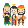 The Romance of Three Kingdoms -Shu-