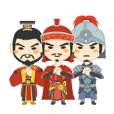 The Romance of Three Kingdoms  -Go-