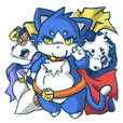 SUPER ANIMAL HEROS