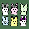 yasashii rabbit