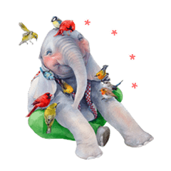 Elephant About love