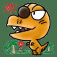 The dinosaur carnival