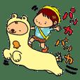 Mr.yochiyochi&alpaca