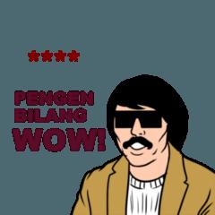 Mr. Kumis: Custom Sticker