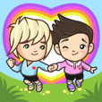 GAY - OLI AND JAKE - CUTE LOVE