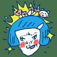 Satoshi's happy characters vol.08