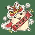 鼠寶阿葵陪你過新年!