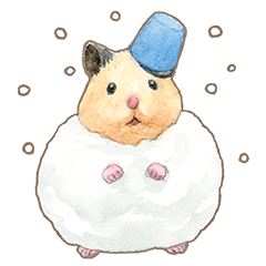 Hamster Life SUKEROKU (Winter ver.)