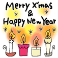 X'mas and Happy New Year 22