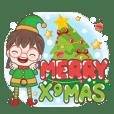 พิงค์กี้ แฮปปี้นิวเยียร์ แอนด์ คริสมาสต์
