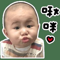 Haohao's cute daily life