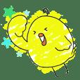 幸せの黄色い鳥
