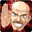Exciting! Mr. bald head[English version]
