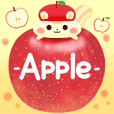 -Apple- Assortment of red