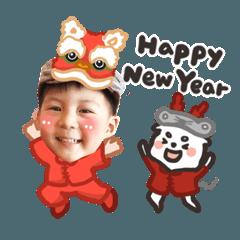 朱古力新春祝賀篇