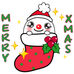 Lovely Yori's Christmas Sticker ^^