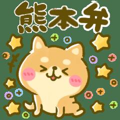 毎日豆柴♡熊本弁