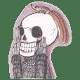Skeleton Uhbe-san(1)