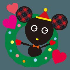 Xmas & New Year!! CHU-CHU [Chinese]