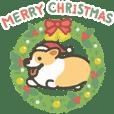 1コギの動くクリスマス