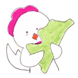 Cute Jidori-chan in Miyazaki pref