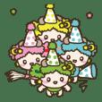 APPLE & SHEEP Fairies DREAMLAND
