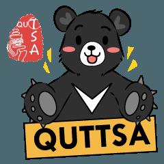 QUT TSA Bear