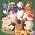 Proverbe japonais (anglais)