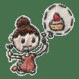 刺繍妖精グミシカ