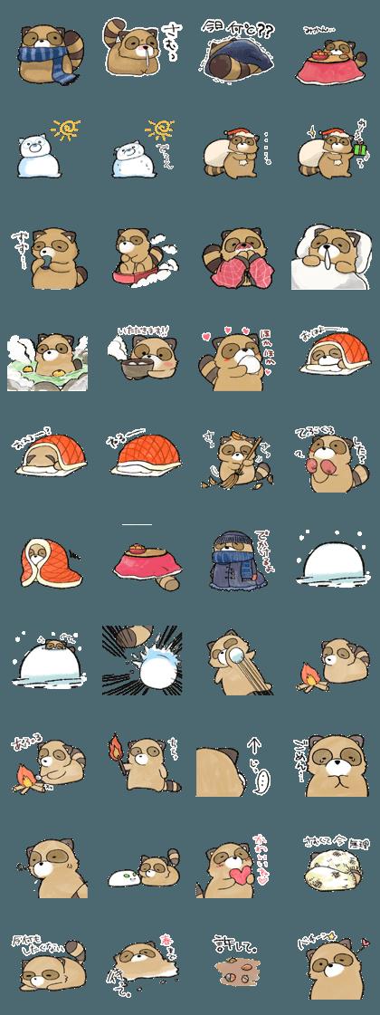 raccoon dog vol.6