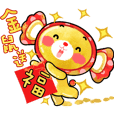Candy mouse (2020 Chinese New Year)