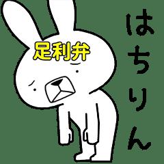方言うさぎ 足利弁編3