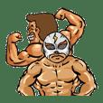 Body builders & Luchadores