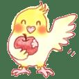 りんごちゃんとお友達♪(英語版)
