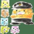 Net Patrol Neppato-kun Vol.2